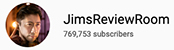 Jim's Review Room YouTube